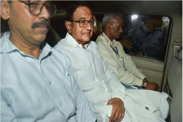 inx media case cbi asks chidambaram questions