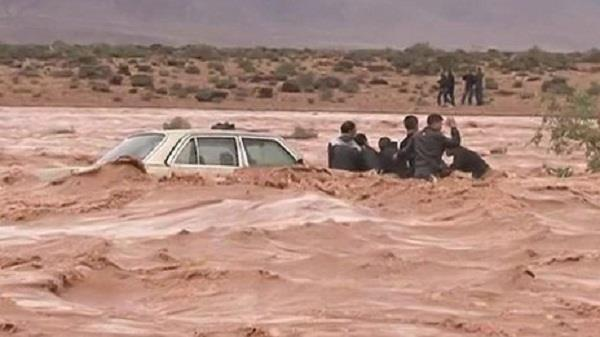 at least 7 people die in flash floods in southern morocco