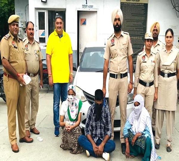 interstate drug racket busted by new delhi smuggling heroin