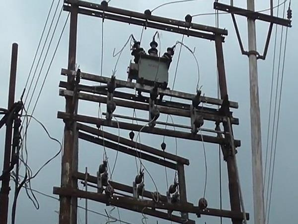 villagers upset due to low voltage