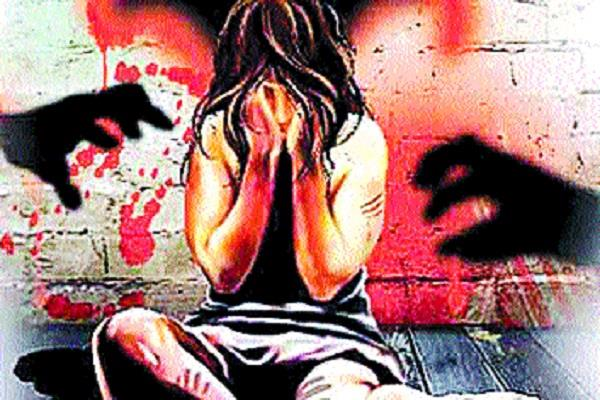 father did to extinguish his lust raped younger daughter