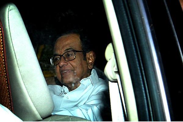 inx media case now chidambaram wants to stay in cbi custody