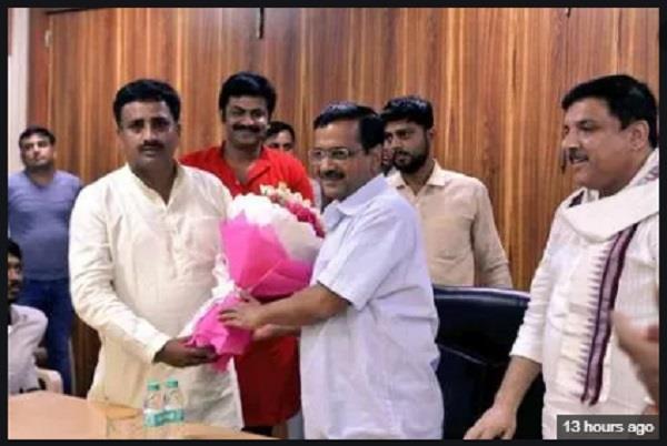 aap appoints new president of sabhajit singh in uttar pradesh