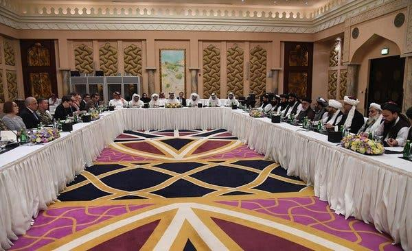us taliban push for peace deal in new round of doha talks