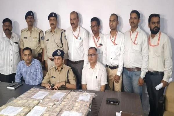 indore police arrested six with old notes of more than 10 million