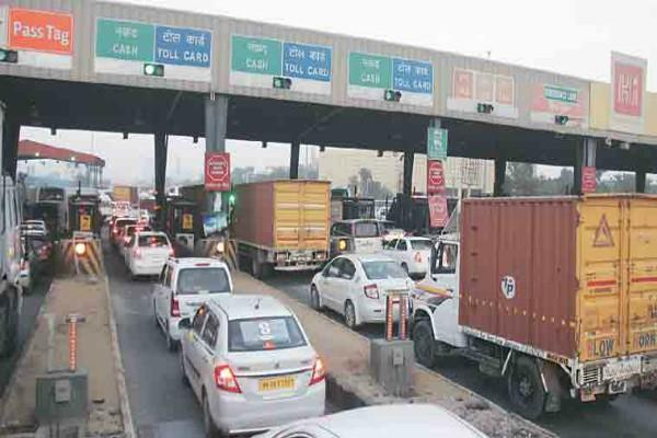 rfid deadline ends tonight entry in delhi will be expensive