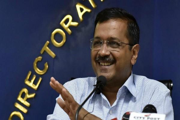 another gift from kejriwal now internet is free in delhi