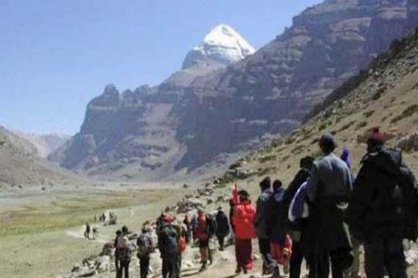 postponed kailash mansarovar yatra resumed