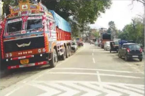roadside heavy vehicles