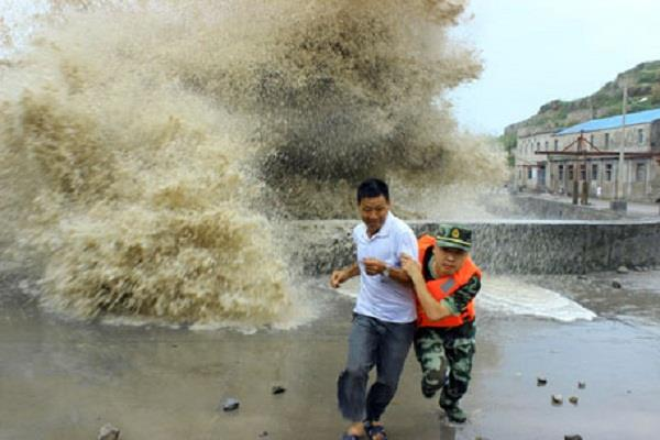 tropical storm bailu to unleash strong winds flooding in taiwan