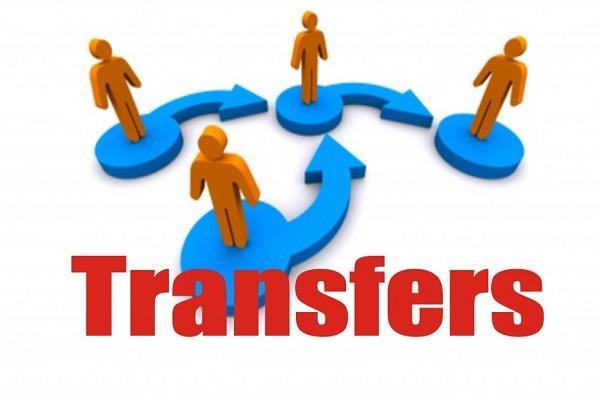 transfers again in mp