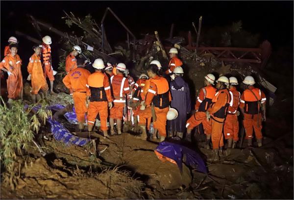 landslide in southeast myanmar kills at least 22 people