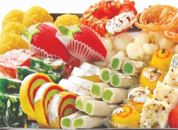 traders making fake desi ghee and sweets in the city become active again