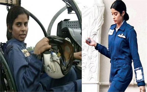 कारगिल गर्ल 'गुंजन' का किरदार निभा रही हैं जाह्नवी कपूर, जानिए इस बहादुर बेटी की कहानी