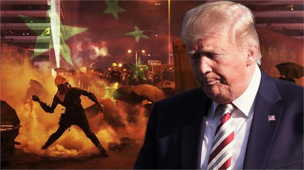 us raises travel warning for hong kong over growing civil unrest