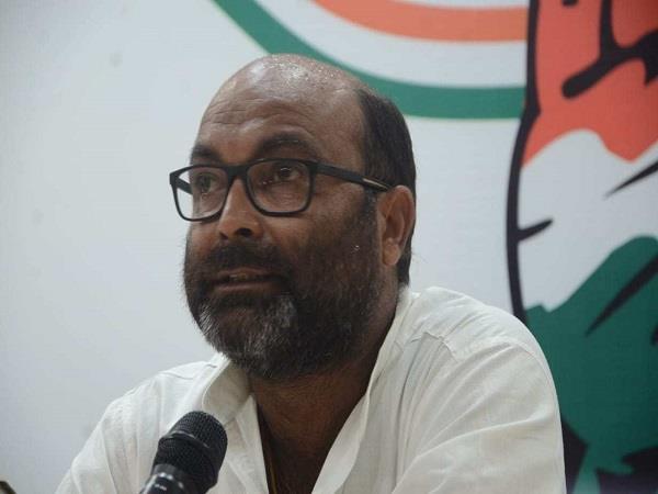 uttar pradesh has transformed into gundaraj congress
