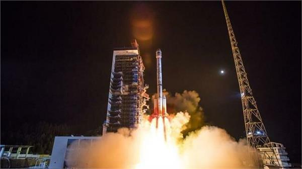 china state agency successfully launches rocket for commercial