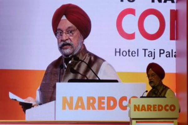 home target for all to be achieved 2 years ago says hardeep puri