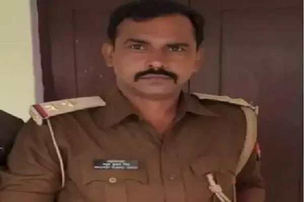 the policeman committed suicide by shooting