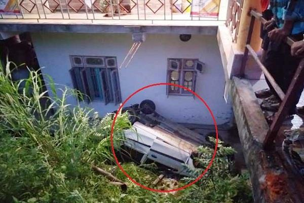 accident on shimla dharamshala nh