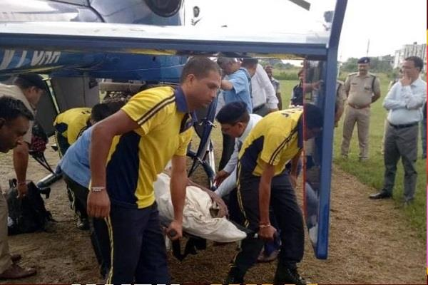 bodies of pilots will be brought to dehradun