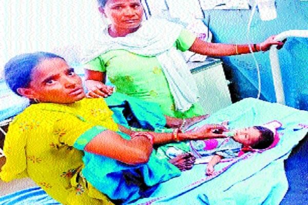 5 month old girl died due to diarrhea
