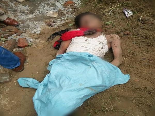 accused of dangoli murder case arrested in uttar pradesh