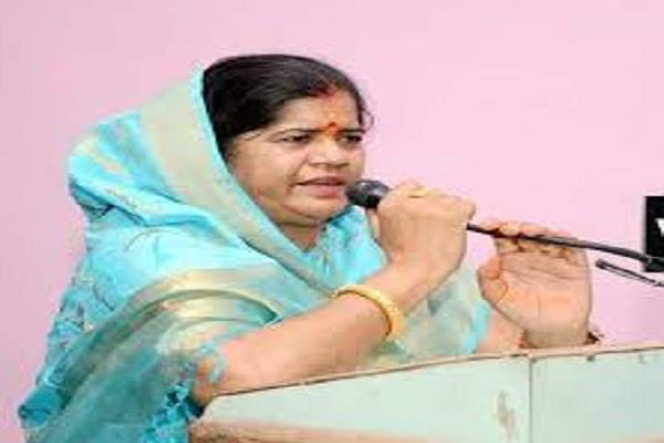 cabinet minister imrati devi attacked government transfer overnight asked
