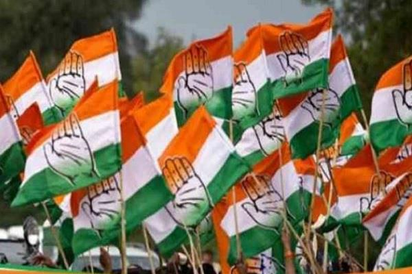 congress leader 500 supporters scindia not given command 10 days