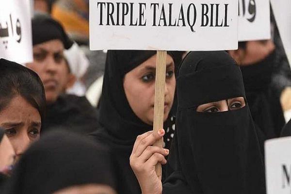 tripal talaq president mistake bill passed lucknow malihabad