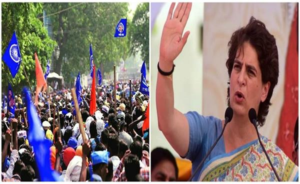 this insult to the voice of dalits is out of tolerance priyanka