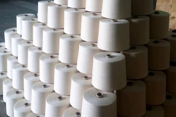 textile industry gets  oil  due to big recession in yarn