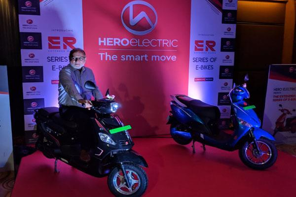 hero electric launches two electric scooters know price and features