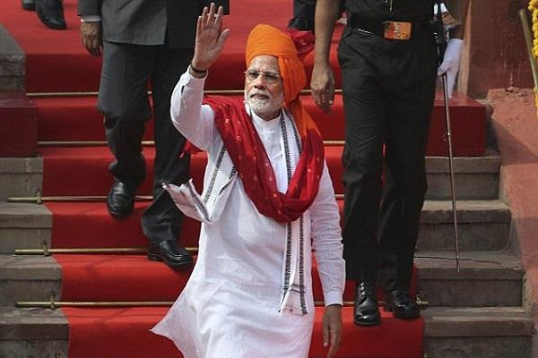 pm modi speech was broadcast in 15 foreign languages on independence day