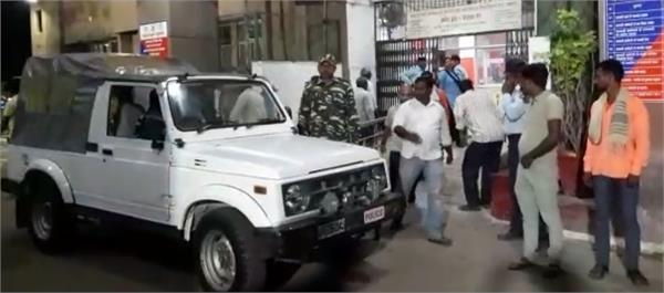 crpf security to victim and her family after supreme court order