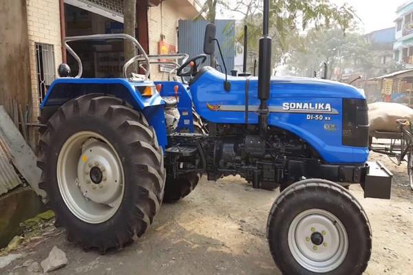 sonalika tractors sales up 108 in july