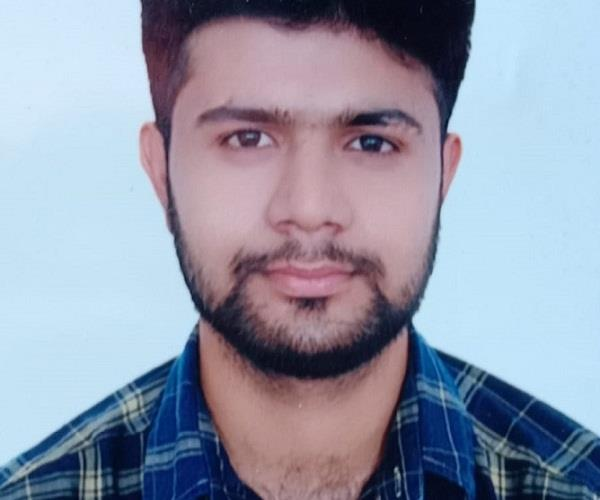 abhishek of hamirpur passed the exam of assistant commandant