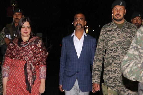 indian air force wing commander abhinandan pulwama jammu and kashmir