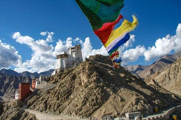 will ladakh be able to bear the burden of the pace of development