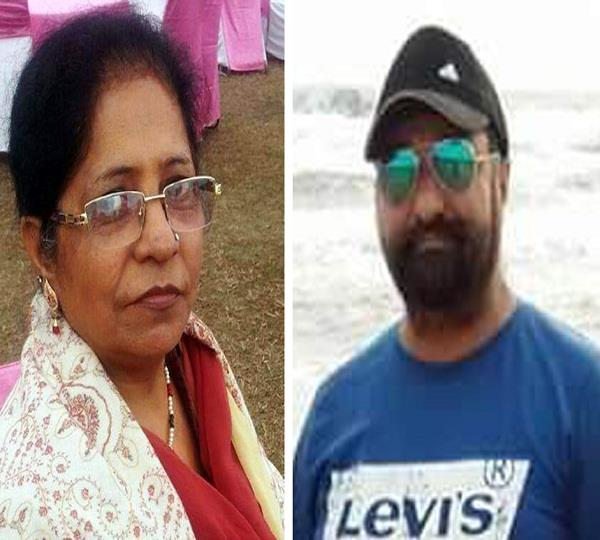 accident mother son died