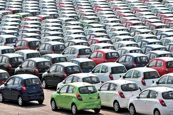 passenger vehicle sales decline for the ninth consecutive month
