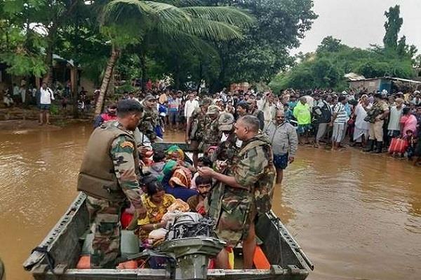 karnataka floods rescue army ndrf sdrf banglore news latest news