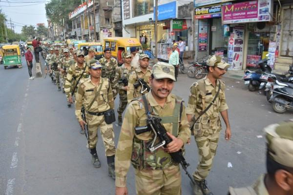 now paramilitary forces soldiers will retire in 60 years