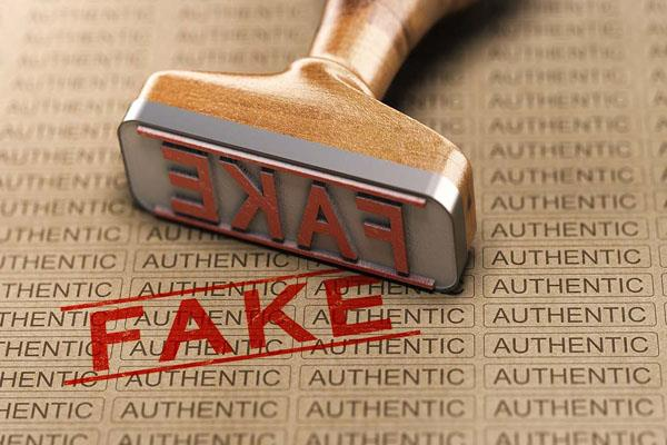 the country is losing one lakh crore rupees every year due to fake products