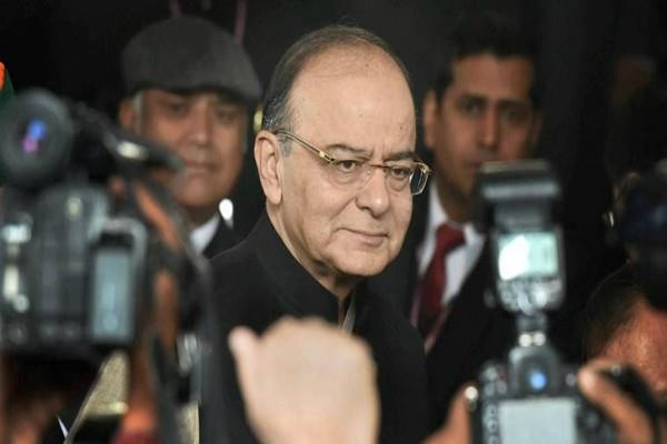 arun jaitley relations was beyond the party