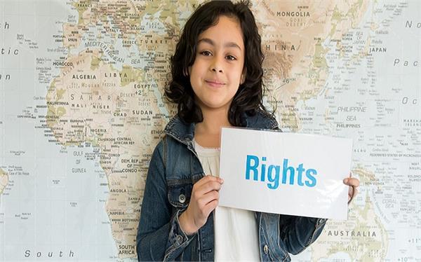 बड़ों ही नहीं बच्चों के लिए भी बने है कई मानव अधिकार,जानिए क्या है वह
