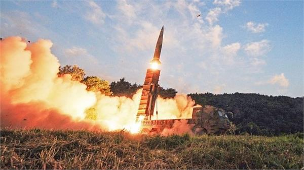 north korea test fires missiles again after joint drills end