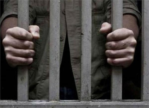 1 year imprisonment in check bounce case