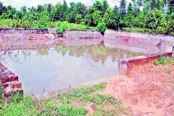 administration brought the canal water as a trial