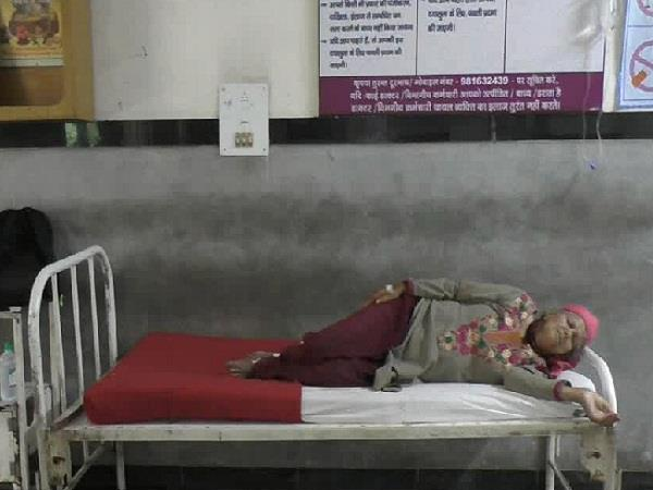 medical services complex becomes the base of unclaimed patients